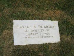 Bertha Lavada <i>Fulfer</i> DeArman