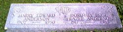 Dorothy Rose <i>Frazee</i> Anderson