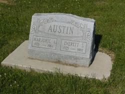 Marjorie Ann <i>Hohman</i> Austin