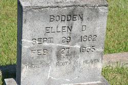 Ellen Dorothy <i>Alley</i> Bodden
