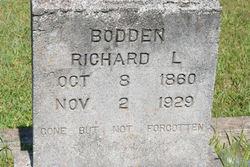 Richard L Bodden