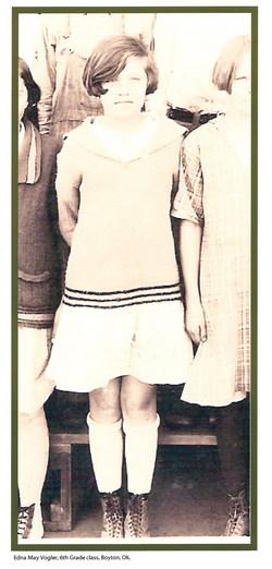 Edna Mae <i>Vogler</i> Castle Severns