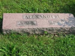 Julia S. <i>Taylor</i> Alexander