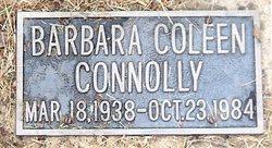 Barbara Coleen Connolly