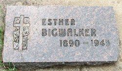 Esther Bigwalker