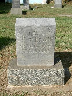 Emanuel Bryant