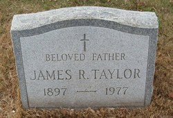 James Rodrick Taylor