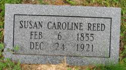 Susan Caroline Sue <i>Andrews</i> Reed