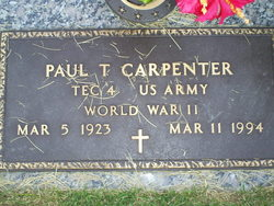 Paul Taylor Carpenter, Sr