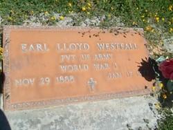 Earl Lloyd Westfall