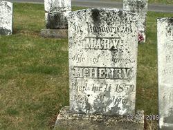 Mary <i>Buckalew</i> McHenry