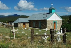Tajique Catholic Church Cemetery