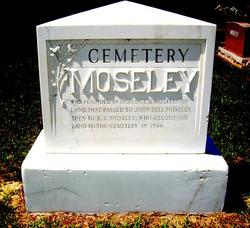 Moseley Cemetery