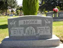 Lillian <i>Gray</i> Brown