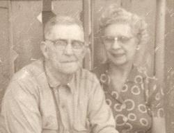 Margie Ethel <i>Tolliver</i> Daves