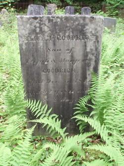 Elijah Goodrich, Jr