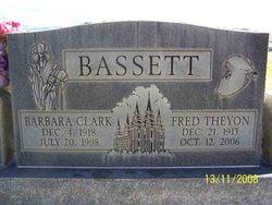 Fred Theyon Bassett