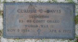 Claude C Davis