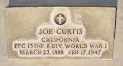 Joe Curtis