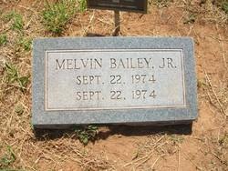 Melvin Bailey, Jr