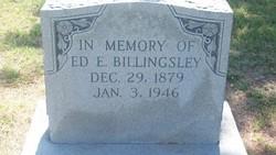 Ed E. Billingsley