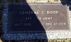General C. Roop