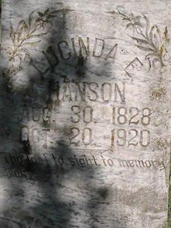 Lucinda E. Hanson