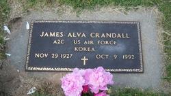 James Alva Crandall