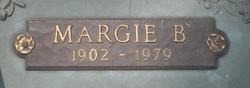 Margie B <i>McManigal</i> Davis