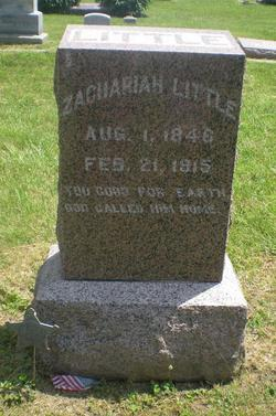 Zachariah Little