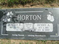 Dennis A Denny Horton