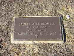 James Doyle Bedwell