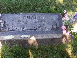 Virginia Belle <i>Edwards</i> Noah