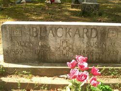 Susan Magnolia <i>Franklin</i> Blackard