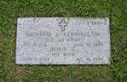 Doris G Barnhill