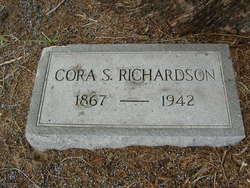 Cora S. <i>Edgerton</i> Richardson