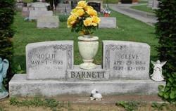 Cleveland Cleve Barnett