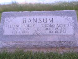 Thomas Austin Ransom
