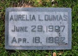 Aurelia Magdalene <i>Lott</i> Dumas