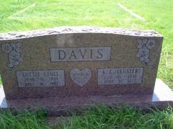 Lottie Ethyl <i>Penn</i> Davis