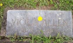Viola <i>Veach</i> Allen