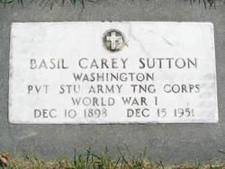 Basil Carey Sutton
