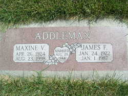 Maxine Virginia Max <i>Smith</i> Addleman