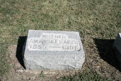 Amanda F. Baker