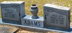 Annie Bell <i>Bragg</i> Adams