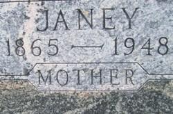 Janey <i>Hanna</i> Allbones