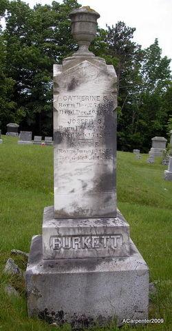 Eleanor <i>Crawford</i> Burkett