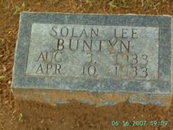 Salome Lee Buntyn