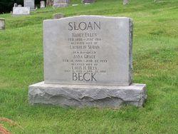 Anna Grace <i>Sloan</i> Beck