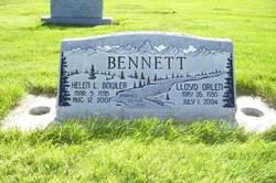 Helen <i>Bowler</i> Bennett